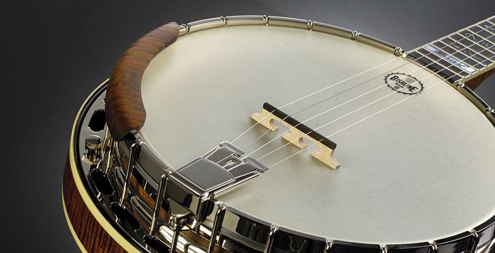 Recording Studio Banjo