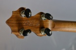 Back of headstock